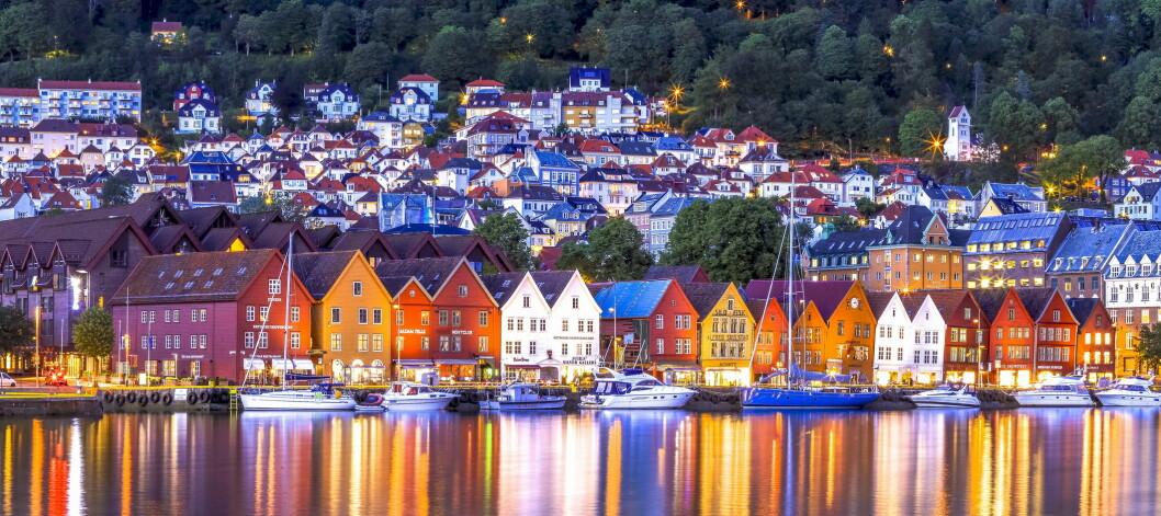 Bergen. (Foto: Bergen Reiselivslag/Girish Chouhan - visitBergen.com)
