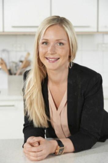 Trine Thorkildsen i MatPrat.