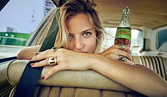 Mindre sukker i Coca Cola life