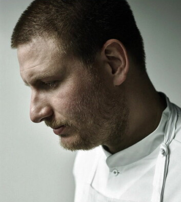 Esben Holmboe Bang er kåret til verdens beste unge kokk («Young Chef Of The Year 2016»). (Foto: Maaemo)