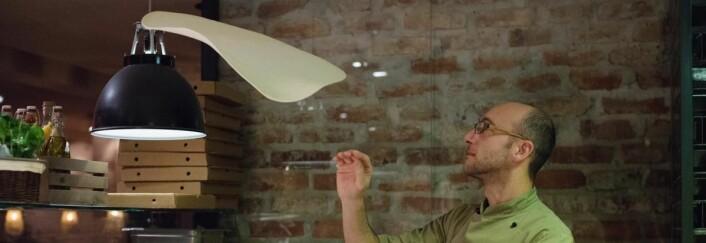 Pizzaioli Elio Corsi er sterkt medvirkende til at Eataly markerer seg som pizza-restaurant. (Foto: Eataly)