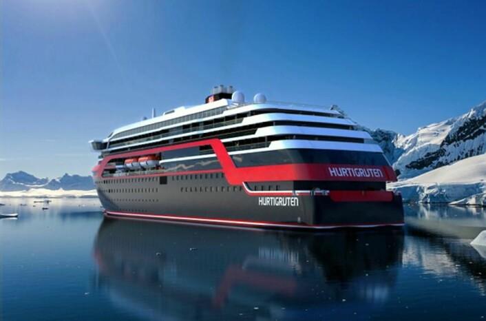 Avtalen om byggingen av nye skip vil sikre Hurtigrutens posisjon innen opplevelsesturisme i Arktis og Antarktis.