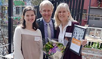 Etisk pris til Culinas Irene Gulbrandsen