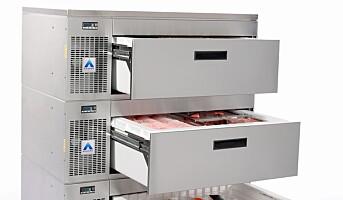 Lanserer prisvinnende storkjøkkenprodukter