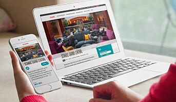 Scandic Hotels med ny nettside