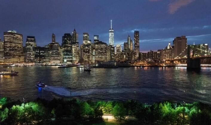 Danske Claus Meyer har åpnet en ny restaurant i New York.