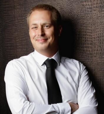 Gard Karlsnes leder Bryggerhuset Pilotbryggeru, i regi Aass Bryggeri.
