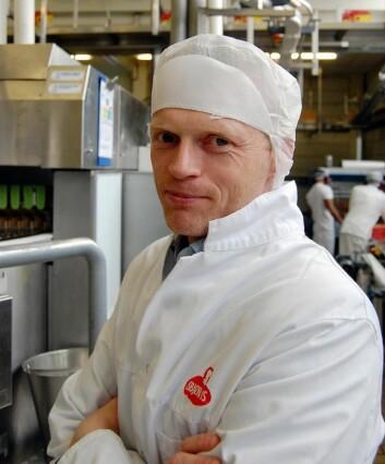 Morten Kolseth.
