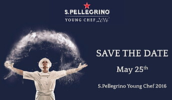 Klare for San Pellegrino Young Chef
