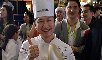 Japan vant Bocuse d'Or Asia Pacific