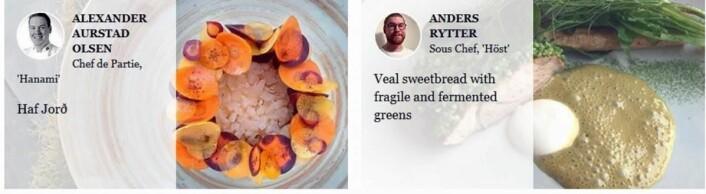 Alexander Aurstad Olsen er klar for nok en kokkekonkurranse.