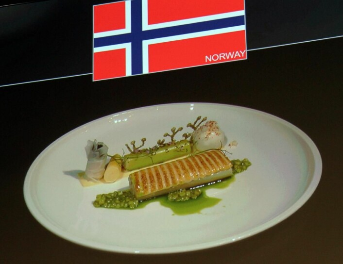Norges fiskerett.