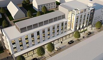 Bygges nytt hotell i Ängelholm