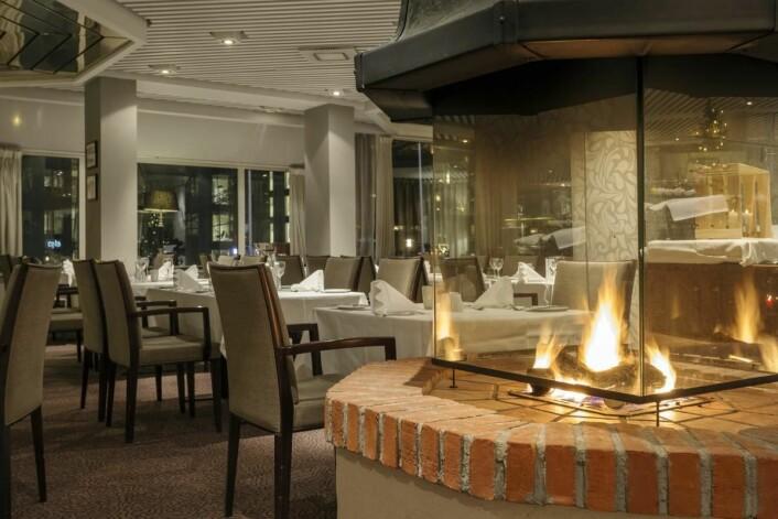 Scandic Sunnfjord Hotel & Spa er fylkesvinner i Sogn og Fjordane. (Foto: Scandic Hotels)