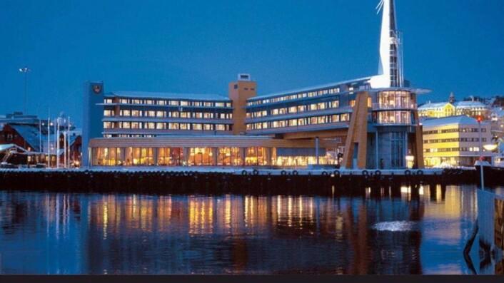 Scandic Ishavshotel er som alltid med videre som fylkesvinner fra Troms. (Foto: Scandic Hotels)
