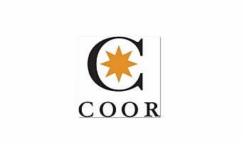 Coor med ny logo