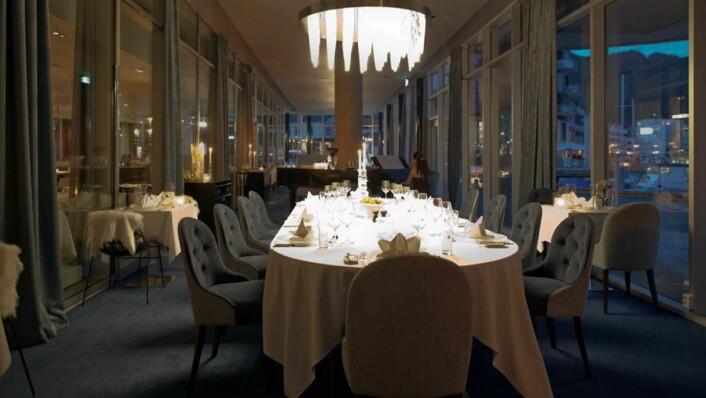 Thon Hotel Lofoten. (Foto: Thon Hotels)