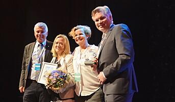 Norrek kåret til årets matleverandør