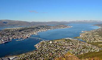 Tromsø med høyest hotellrombelegg