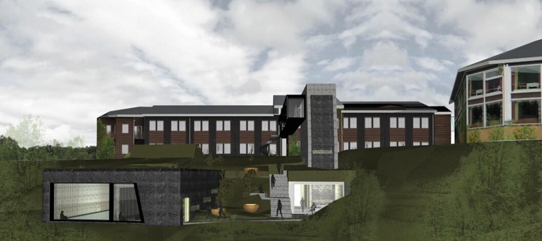 Mandag 6. juni åpnes det nye bade- og velværeanlegget på Røros Hotell.
