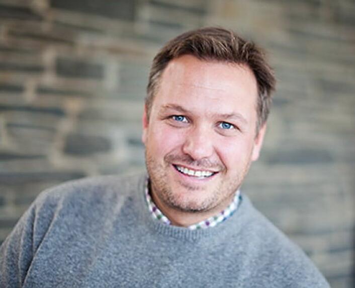 Mikael Forselius. (Foto: Røros Hotell)