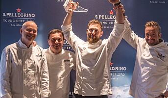 Dansk seier i S.Pellegrino Young Chef 2016