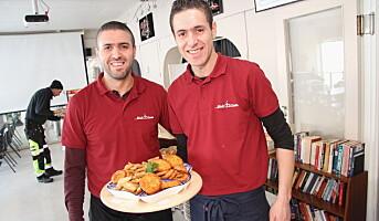 Oppsving med marokkanske retter på menyen