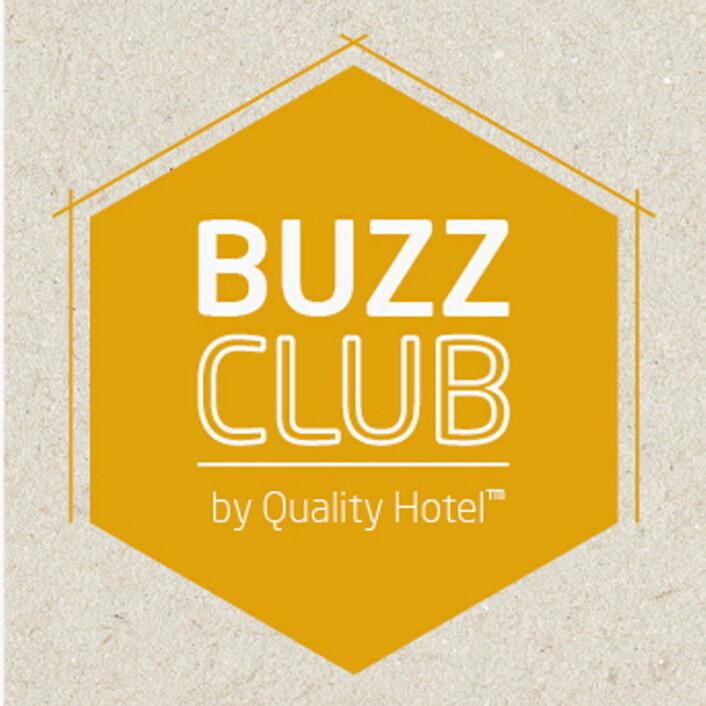 Quality Hotel Klubbens Buzz Club.