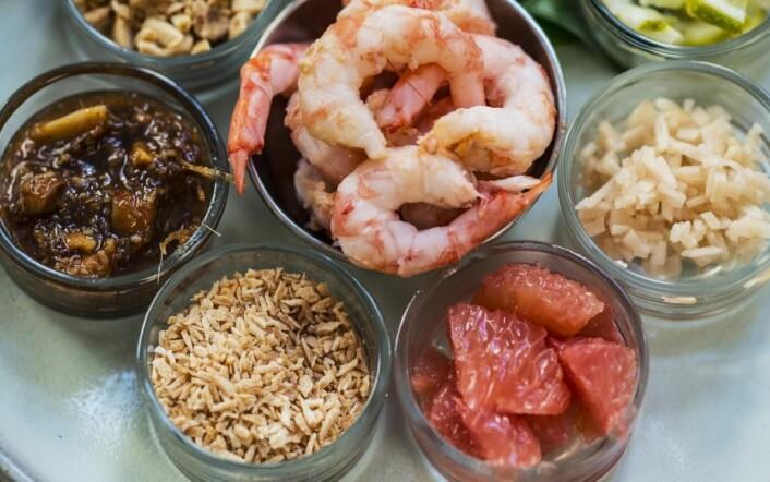Plah lager kun thailandske retter som du finner i Thailand. Alt er 100 prosent originalt. (Foto: Plah)