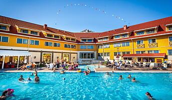 Heter Thon Hotel Sørlandet fra i dag
