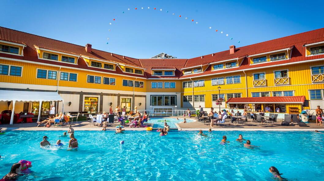 Quality Hotel & Resort Kristiansand heter nå Thon Hotel Sørlandet. (Foto: Hotellet)