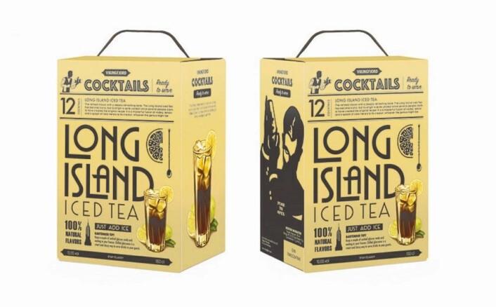 Long Island Iced Tea relanseres.