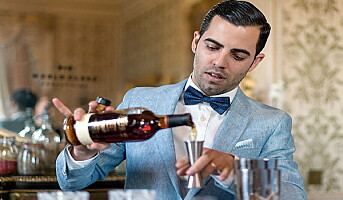 Himkok-bartender skal representere Norge