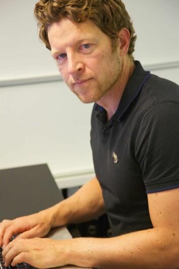 Jostein Magnussen i Netlife Resarch. (Foto: Netlife Reseach)