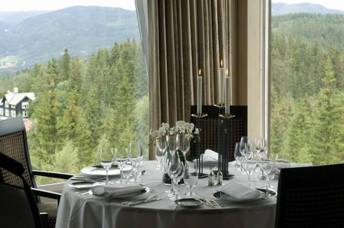 Lysebu er én av seks kjedeuavhengige hoteller i semifinalen. (Foto: Arkiv)