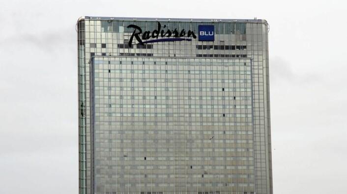 Radisson Blu Plaza har kommet til semifinalen via frikort. (Foto: Morten Holt)