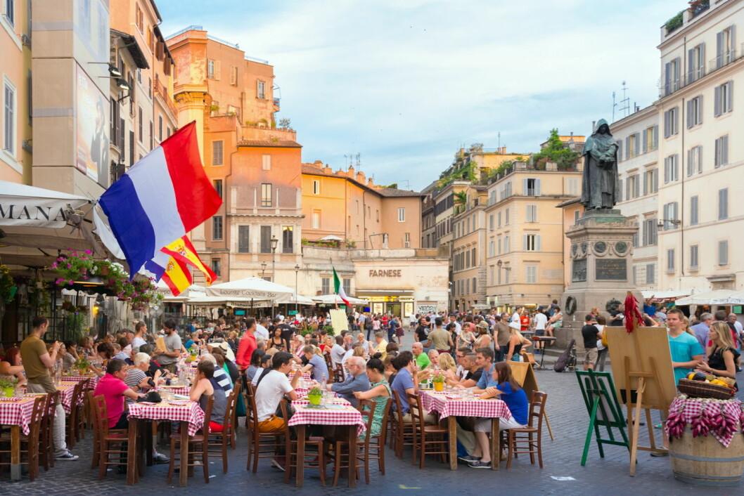 Roma. (Foto: Colourbox.com)