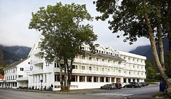 First Hotels til Hardanger