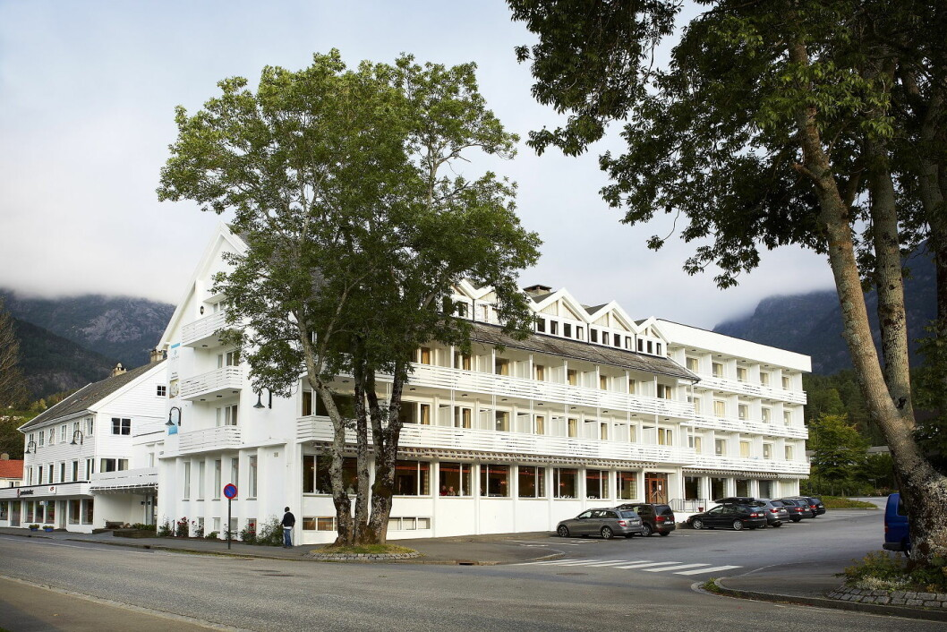 Kinsarvik Fjordhotell blir et First-hotell.
