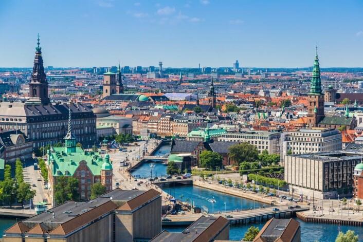 København er den mest populære matbyen i Norden for nordmenn (utenfor Norge). (Foto: Colourbox.com)