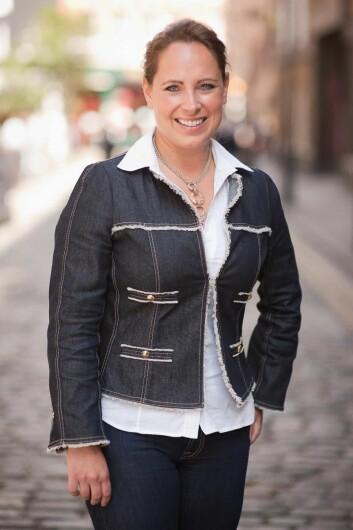 Charlotte Gogstad i Expedia.