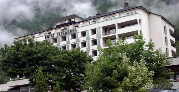 Hotel Alexandra. (Foto: Morten Holt, arkiv)