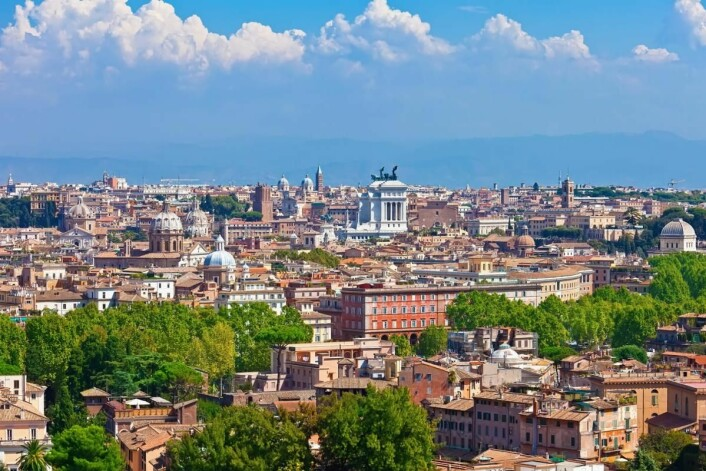 Roma på topp. (Foto: Colourbox.com)