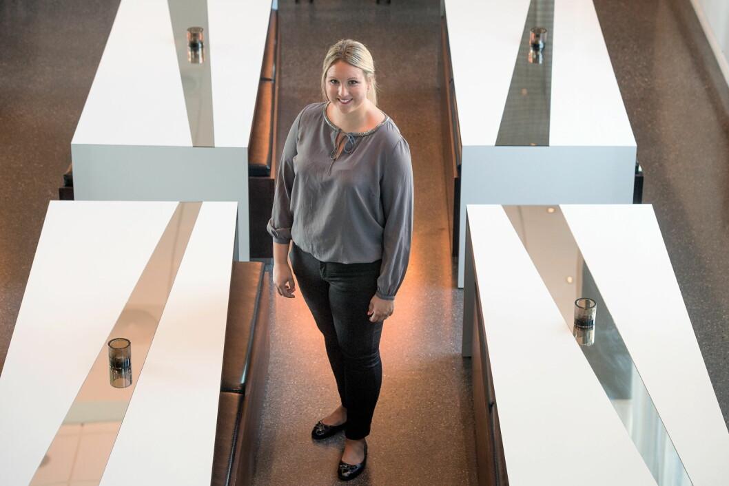 Sara Jensen er ny hotelldirektør på Comfort Hotel Union Brygge.