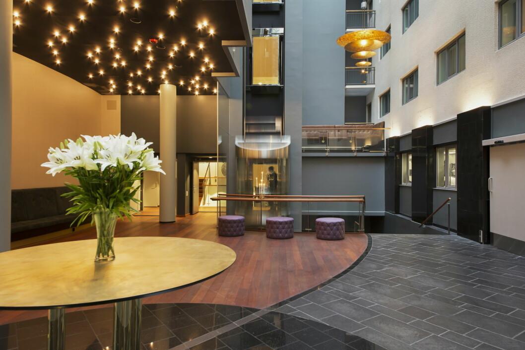 Scandic Edderkoppen er totaltrenovert, og åpner 9. juni 2016 som Scandic St. Olavs plass. (Foto: Scandic Hotels)