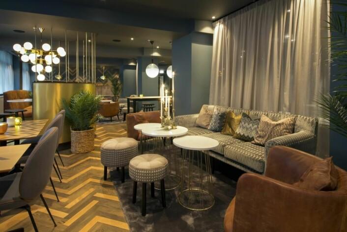 Se.ua er den nye restauranten på Scandic St. Olavs plass, tidligere Scandic Edderkoppen. (Foto: Scandic Hotels)