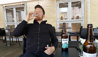 Lovløs Cider i barer og restauranter