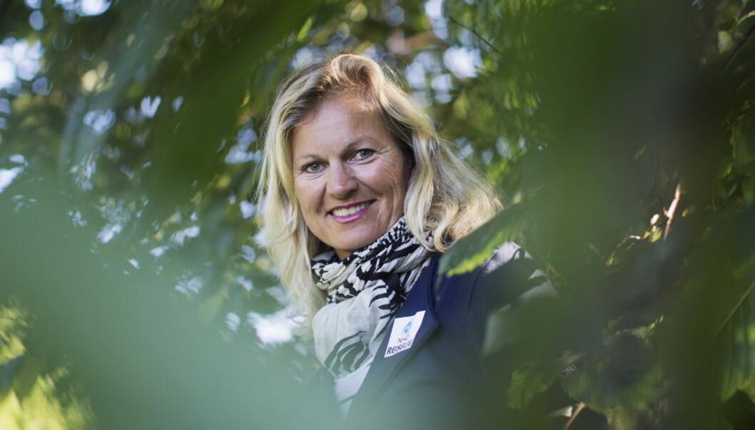 Det er tre ting vi er spesielt fornøyd med, sier NHO Reiseliv-sjef Kristin Krohn Devold. (Foto: NHO Reiseliv)