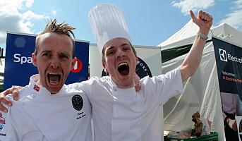 Lofoten-kokk til topps i Årets sjømatkokk