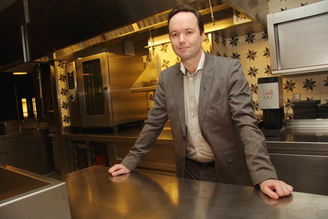 Arnt R. Steffensen er gjenvalgt som leder i Kost- og ernæringsforbundet. (Arkivfoto: Morten Holt)